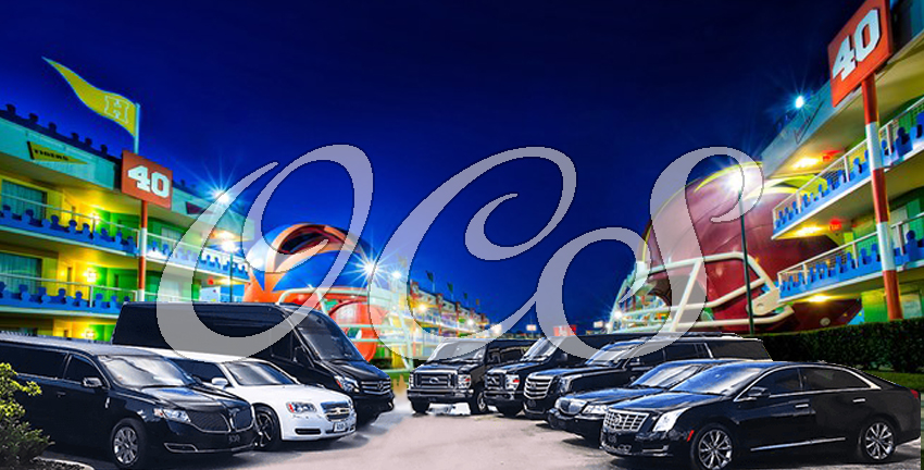 All-Star Sports - Disney Limo