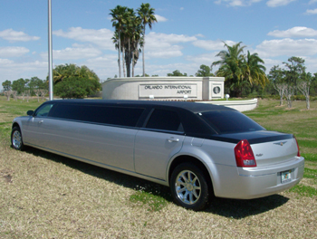 Limo Airport to Port Canaveral