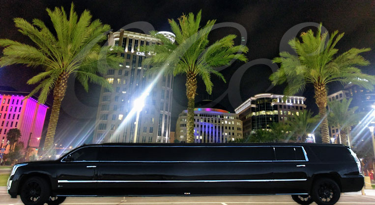Limousine Service by Sandman Transportation
