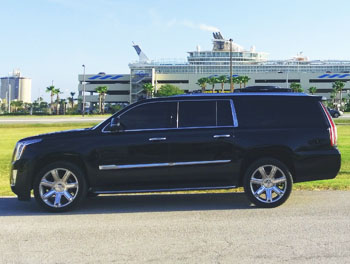 SUV Transportation Services Orlando